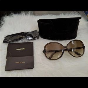 Tom Ford Ingrid sunglasses